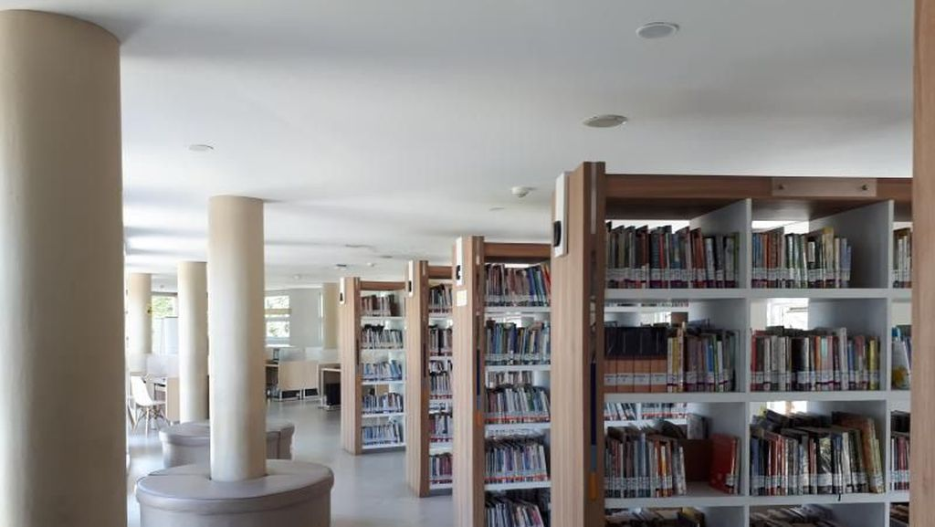 Bandung Punya Perpustakaan Keren