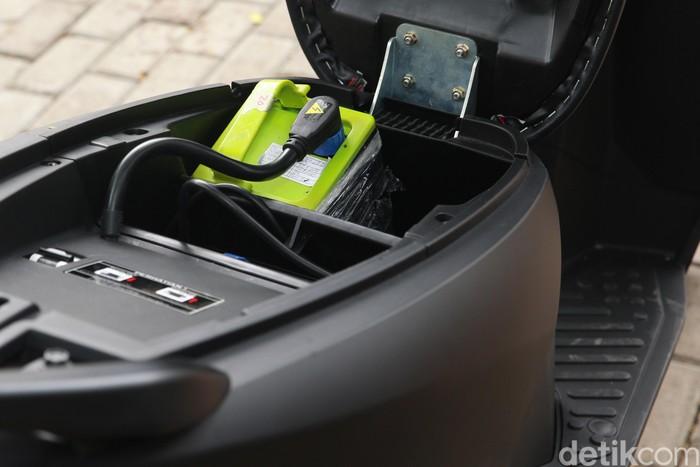 Baterai Motor Listrik Gesits