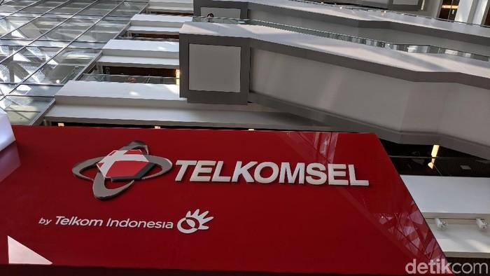 Telkomsel, Ilustrasi Telkomsel, Logo Telkomsel