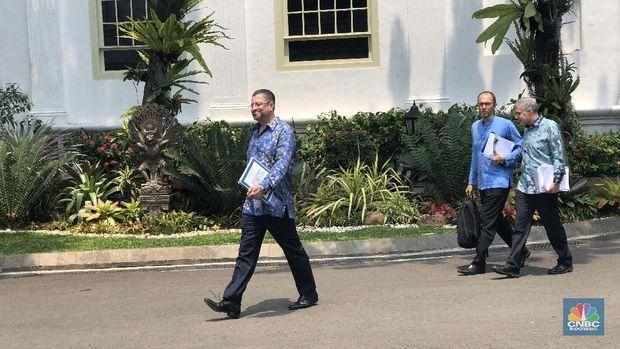 Pesan Bank Dunia ke Jokowi: Perbaiki CAD