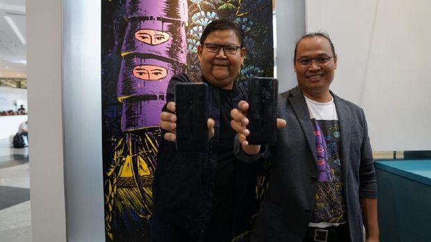 Aryo Meidianto dan Eko