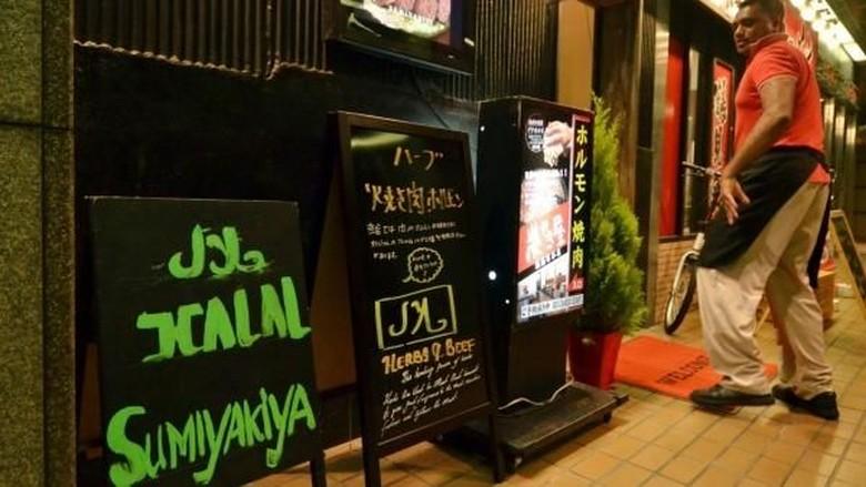 restoran halal Jepang