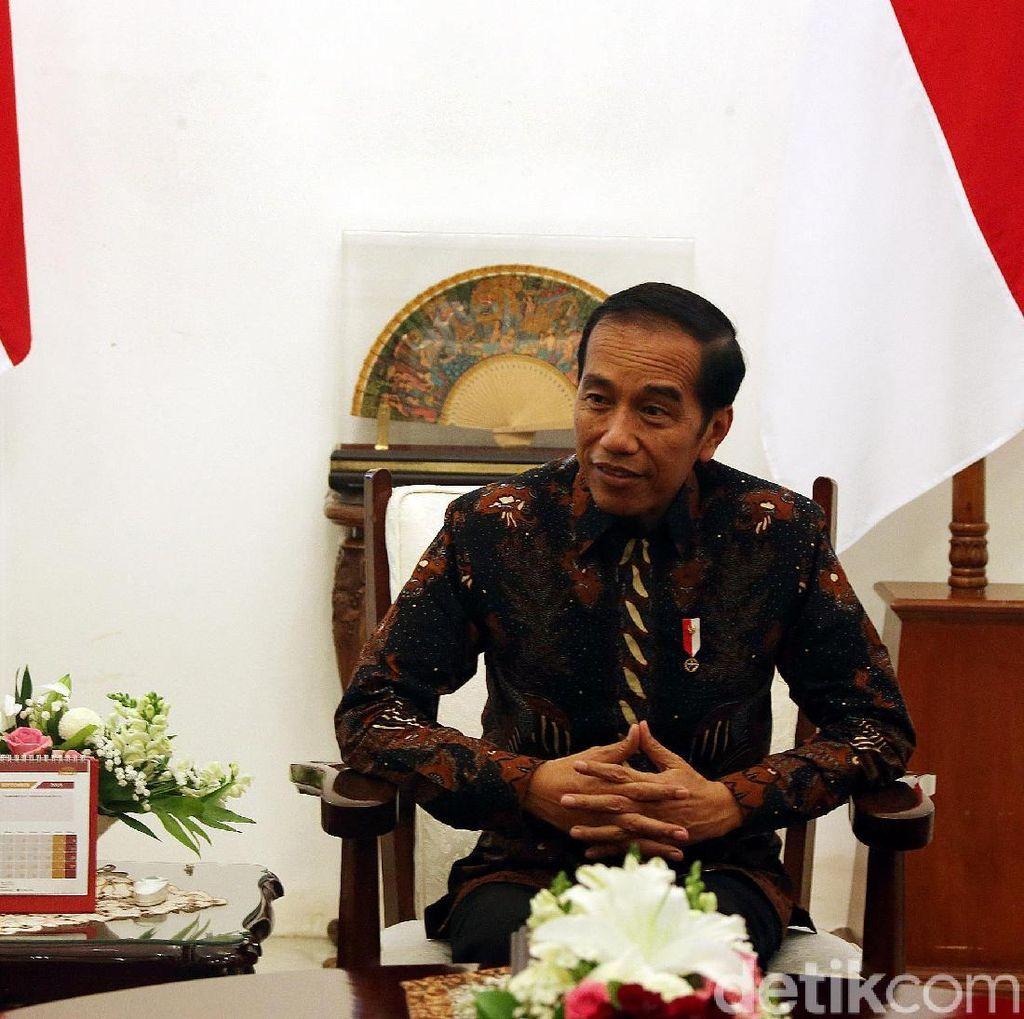 Jokowi Minta Masukan soal Capim KPK, Lanjutkan atau Batalkan?