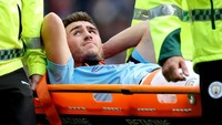 Tanpa Cedera-cedera, Man City Tak Akan Ketinggalan 22 Poin dari Liverpool
