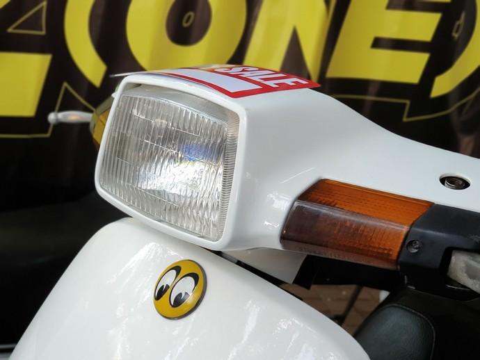 Skutik Jadul Honda Mirip Vespa