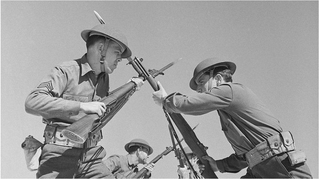 Pasca-Perang Dunia II, Tentara Dilatih Tanpa Belas Kasih Saat Bertempur