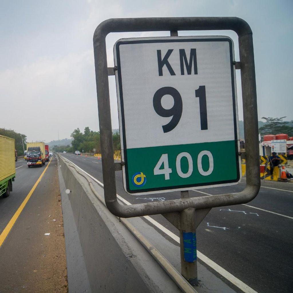 Kecelakaan Maut Tol Cipularang, Manajer Perusahaan Truk Jadi Tersangka