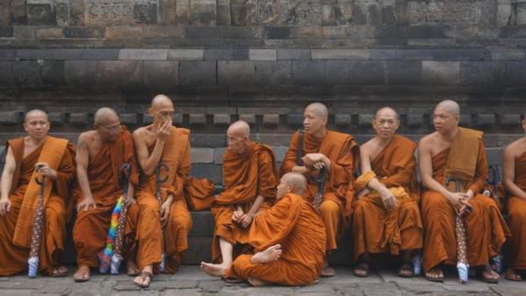 Lewat Waisak, Toleransi Indonesia Dikagumi Masyarakat Dunia