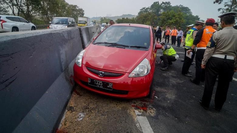 Belum Teridentifikasi, 4 Korban Kecelakaan Cipularang Diduga Perempuan