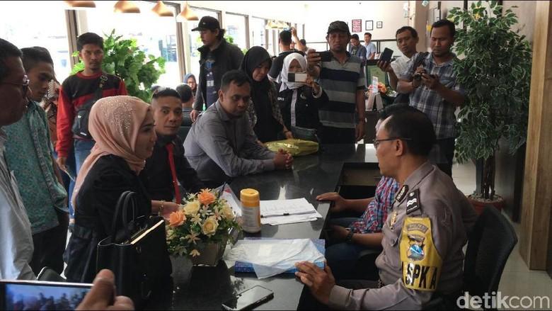Rugi Rp 7 Miliar, Puluhan Korban Investasi Bodong di Mojokerto Lapor Polisi