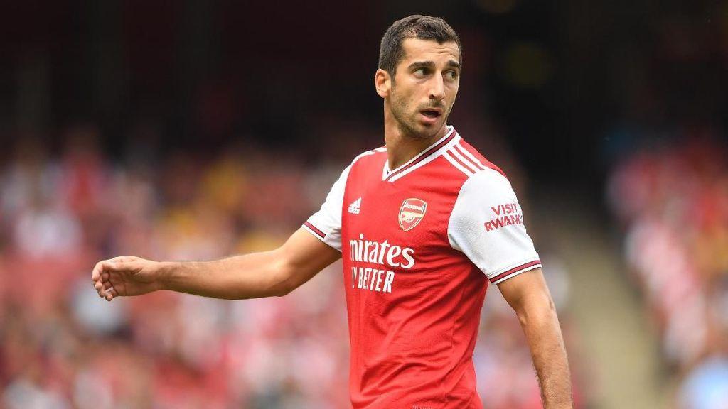 Karena Emery, Mkhitaryan Redup di Arsenal