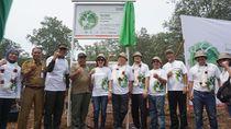 Restorasi Hutan, APP Sinar Mas dan NGO Jepang Tanam 10 Ribu Pohon