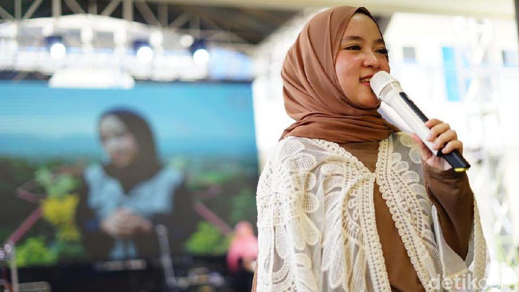 Cerita Nissa Sabyan Jadi Relawan Palestina