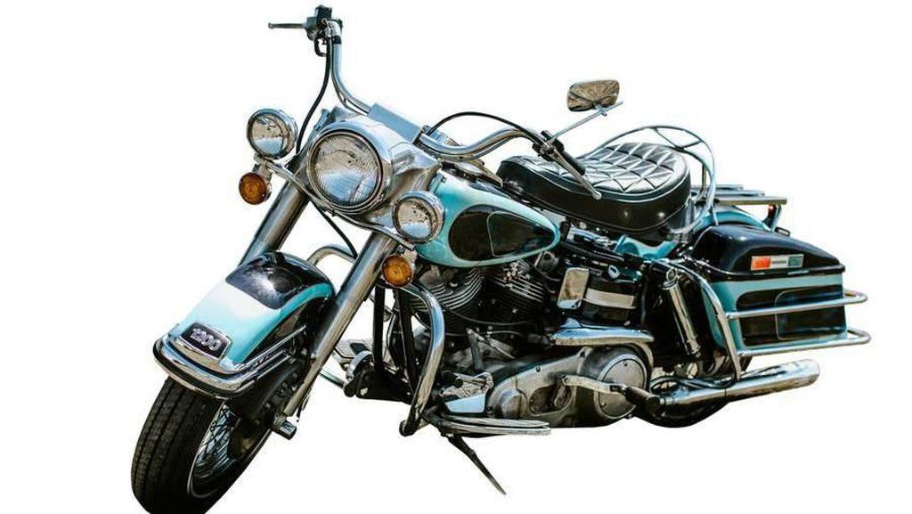 Harley Elvis Presley Dilelang, Diprediksi Catat Rekor Termahal