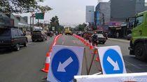 Rekayasa Lalin Dampak Proyek 2 Flyover di Bandung Situasional