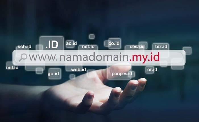 Foto: domain .id