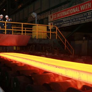 Setelah Dapat Keringanan Utang, Krakatau Steel Minta Tekan Impor Baja