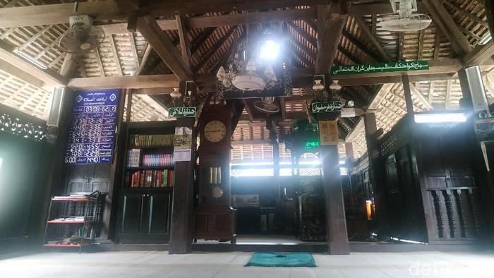 Foto: Masjid Wadi Al Hussein, Jejak Masuknya Islam di Selatan Thailand (Audrey-detik)