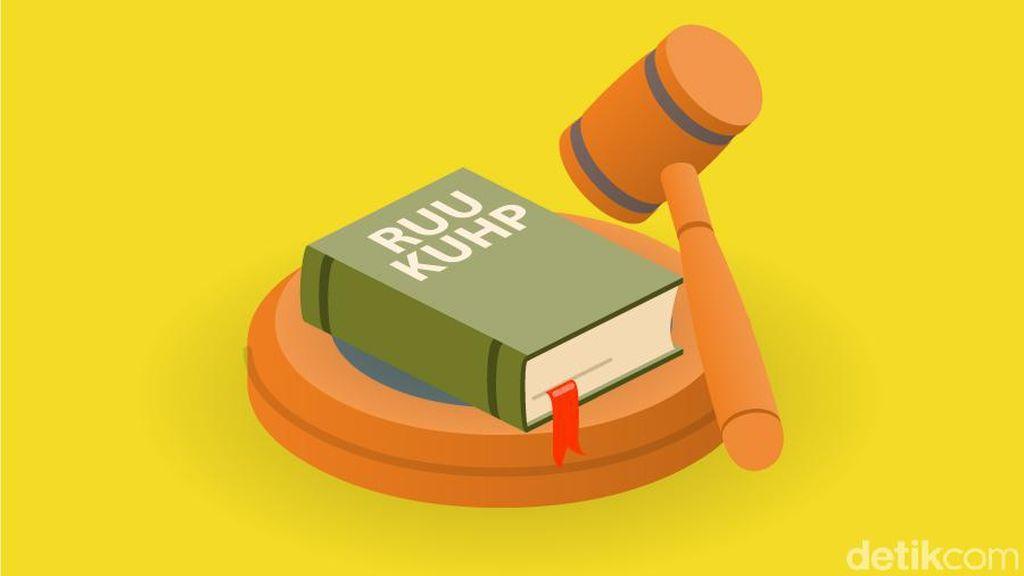 KUHP Baru Disahkan Pekan Depan, Ini Sejarah Panjang Hukum Warisan Belanda