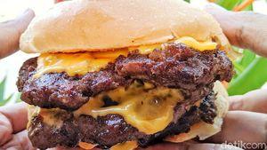 Enaknya Kebangetan! 5 Burger Murah di Jaksel Harganya Cuma Rp 20 Ribuan