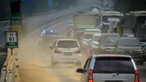 Macet di Tol Cikampek Arah Jakarta, Contraflow Sepanjang 14 Km Diberlakukan
