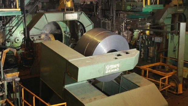 Krakatau Steel Mulai Produksi Baja Komersial dari Blast Furnace