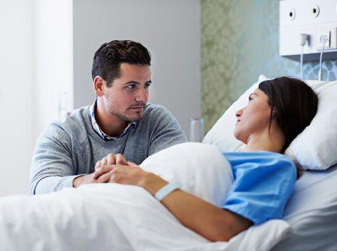 Riset: Sentuhan Si Dia, Obat Cinta yang Bisa Mengurangi Rasa Sakit