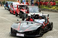 Mobil listrik ITS