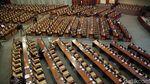 274 Anggota DPR Absen Saat Pengesahan RUU Menjadi UU
