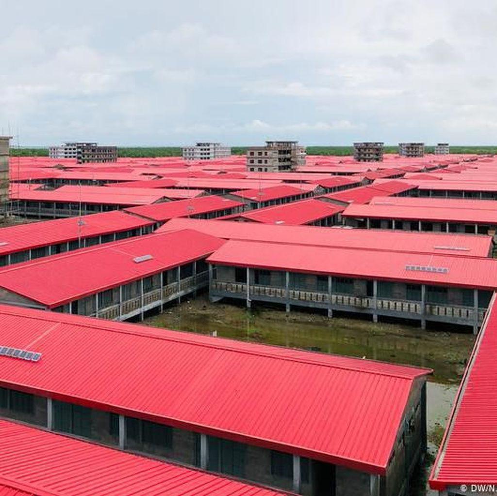 Kabur dari Pengungsian, 22 Orang Etnis Rohingya Ditangkap Polisi Myanmar