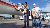 Alhamdulillah, Jemaah Haji Aceh Tiba di Tanah Air