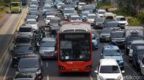 Anies Pamer Tingkat Kemacetan Jakarta Turun di Rakornas PKS