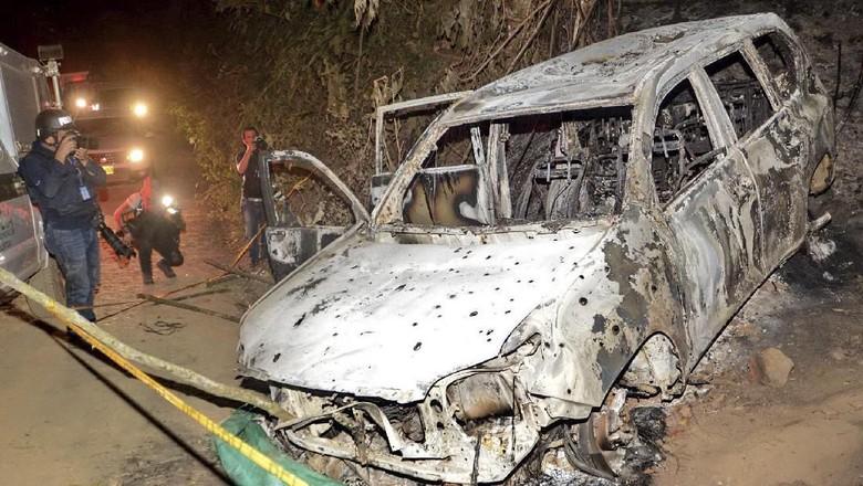 2 Politikus Kolombia dan 4 Orang Lainnya Tewas Ditembak di Jalanan