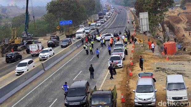 Antisipasi Kecelakaan, Perlengkapan Keamanan di Cipularang Ditambah