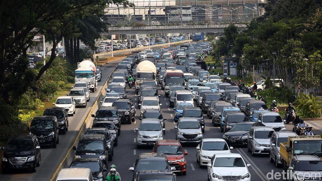 Daftar Terbaru Kota Termacet di Dunia, Jakarta Urutan Berapa?