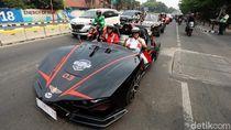 Mobil Listrik ITS Dijanjikan Bisa Diproduksi Massal Kayak Gesits