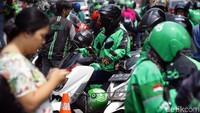 Patuhi PSBB Tak Angkut Penumpang, Ojol Tagih Lagi BLT