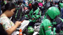 Patuh PSBB Tak Angkut Penumpang, Ojol Tegaskan Lagi Minta BLT