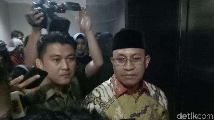 Wakil Bupati Muara Enim, Juarsah (Raja-detikcom)