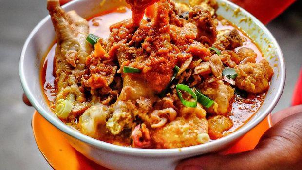 Kuliner pedas di Bandung