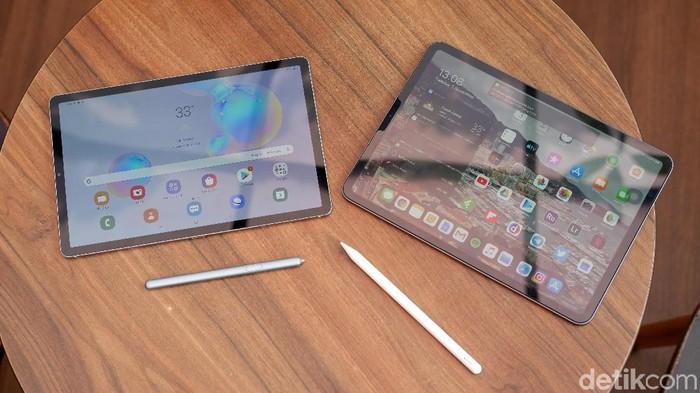 Membandingkan Spesifikasi Galaxy Tab S6 dan iPad Pro 11
