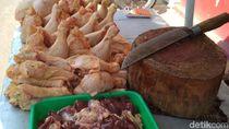 Harga Daging Ayam Broiler di Tingkat Peternak Blitar Kembali Anjlok