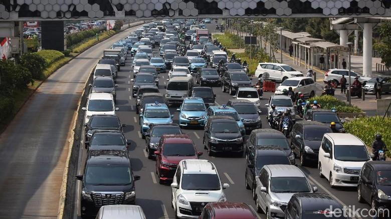 Polda Metro Akan Razia Kendaraan Penunggak Pajak di Jakarta