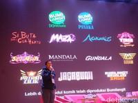 Cerita Kolektor Komik Gundala yang Beli Karya Hasmi Rp 125 Perak