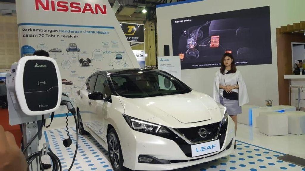 Keuntungan Buat Indonesia kalau Beralih ke Kendaraan Listrik