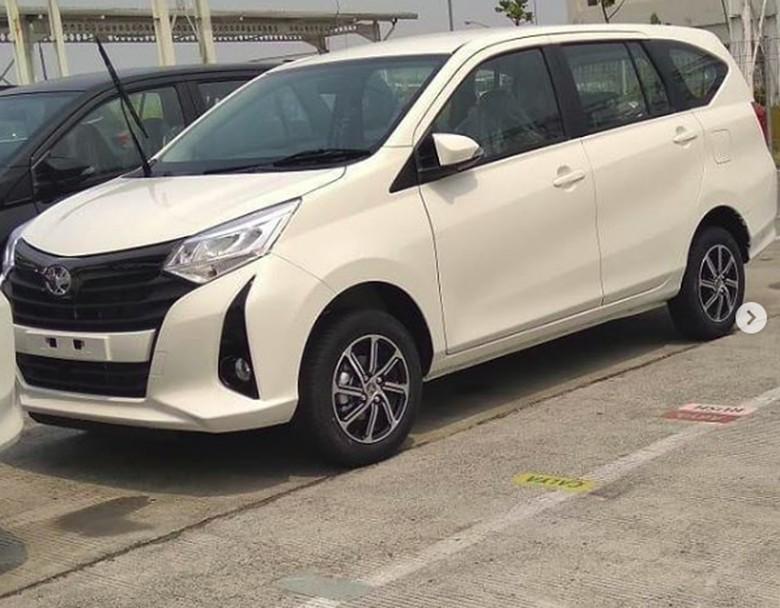 Toyota Calya baru. Foto: Istimewa