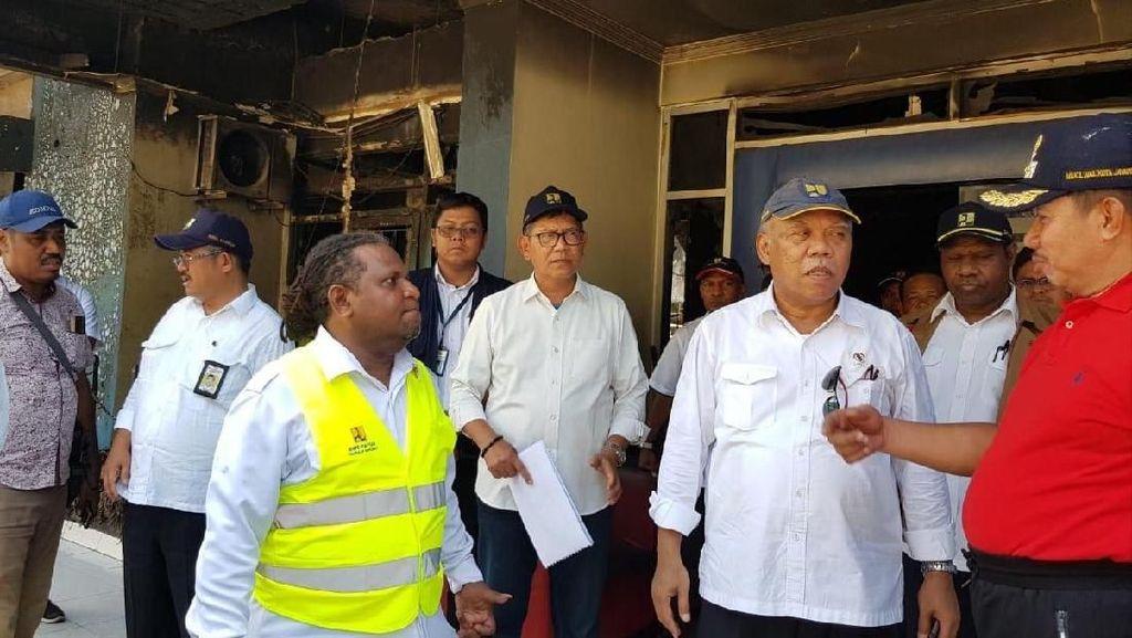 Butuh Rp 100 Miliar Rekonstruksi Bangunan Rusak di Papua