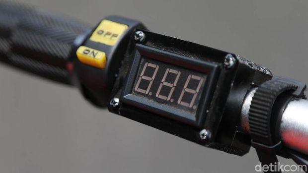 Motor listrik Trail SDR