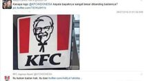 Kocaknya Cuitan Admin Twitter KFC yang Sering Bercanda dengan Netizen