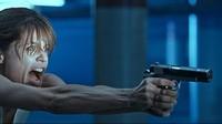 Cerita tersebut ada hubungannya dengan penampilannya sebagai Sarah Connor di Terminator.Dok. TriStar Pictures